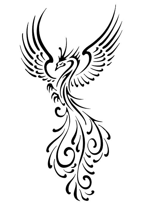Bird Tattoo Designs Simple Bleeding Heart Plant Tattoo Designs