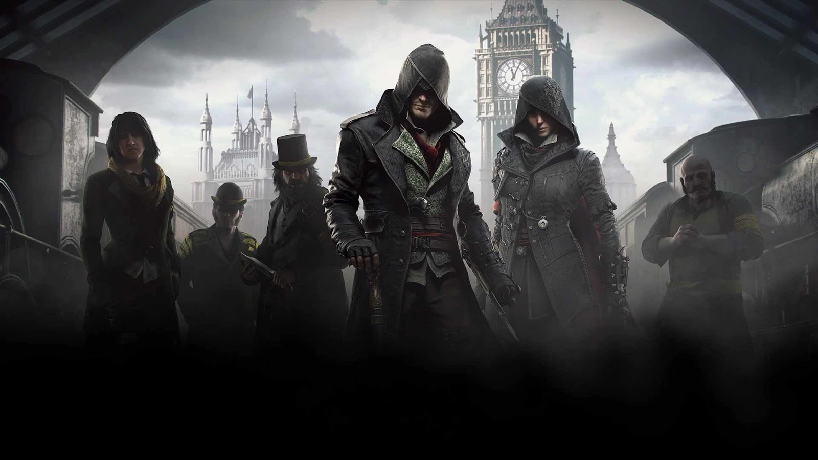 Assassin S Creed Syndicate Background Gallery Wallpaper