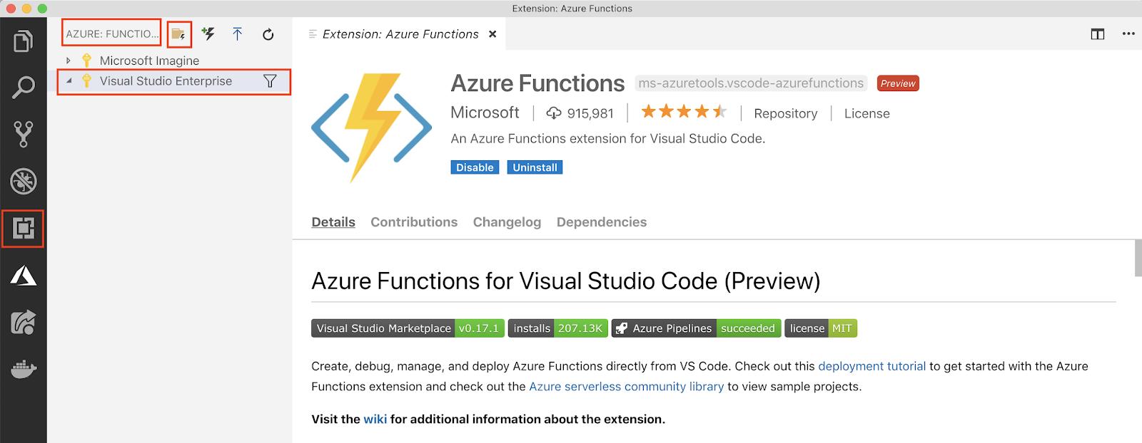 Medhat Elmasry: Build Serverless Azure Functions Web API app
