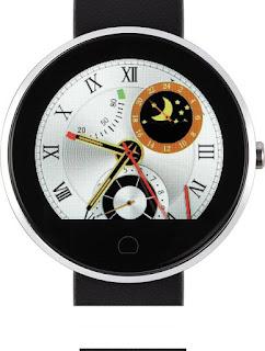 Metronaut X9 Round Dial Smartwatch