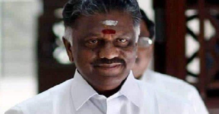 பன்னீர்செல்வம் டெல்லிக்கு விஜயம்!!