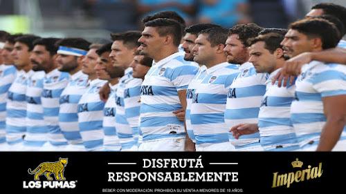 Hoy más que nunca Imperial junto a Los Pumas