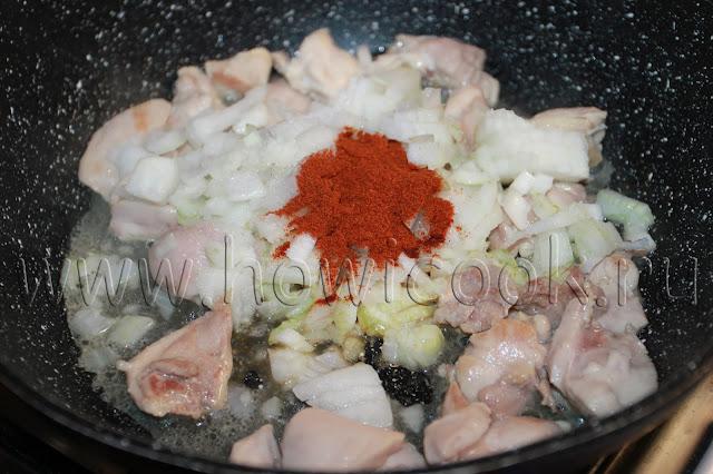 рецепт перкельта из курицы с пошаговыми фото