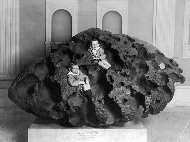 The Largest Meteorite Ever Found in the United States