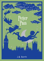 Image of Peter Pan on Top Ten Tuesday Childhood Book Characters on Blog of Extra Ink Edits from Writing Consultant and Editor providing editing services for writers, including query critique, synopsis polish,beta reading
