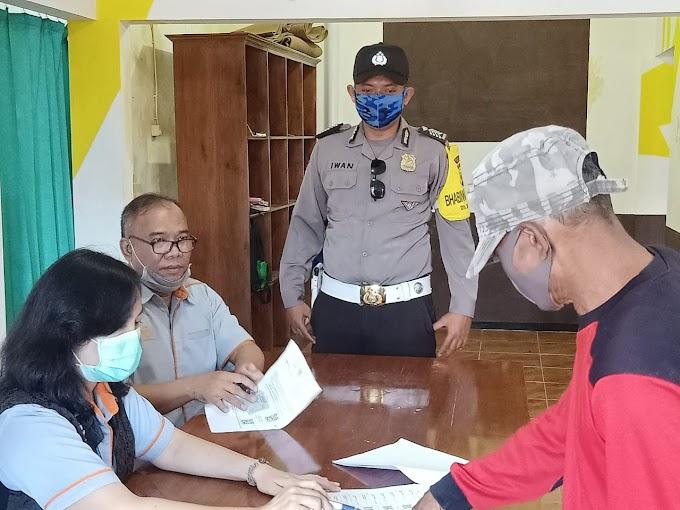Bantuan Langsung Tunai Tahap 2 Disalurkan Pemdes Dengkol