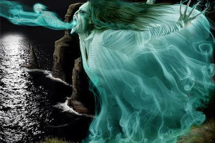 Banshee Hantu Pembawa Kabar Kematian
