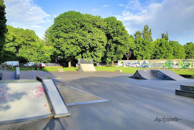 skatepark soissons