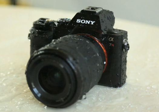 sony a7r weather sealing water resistant