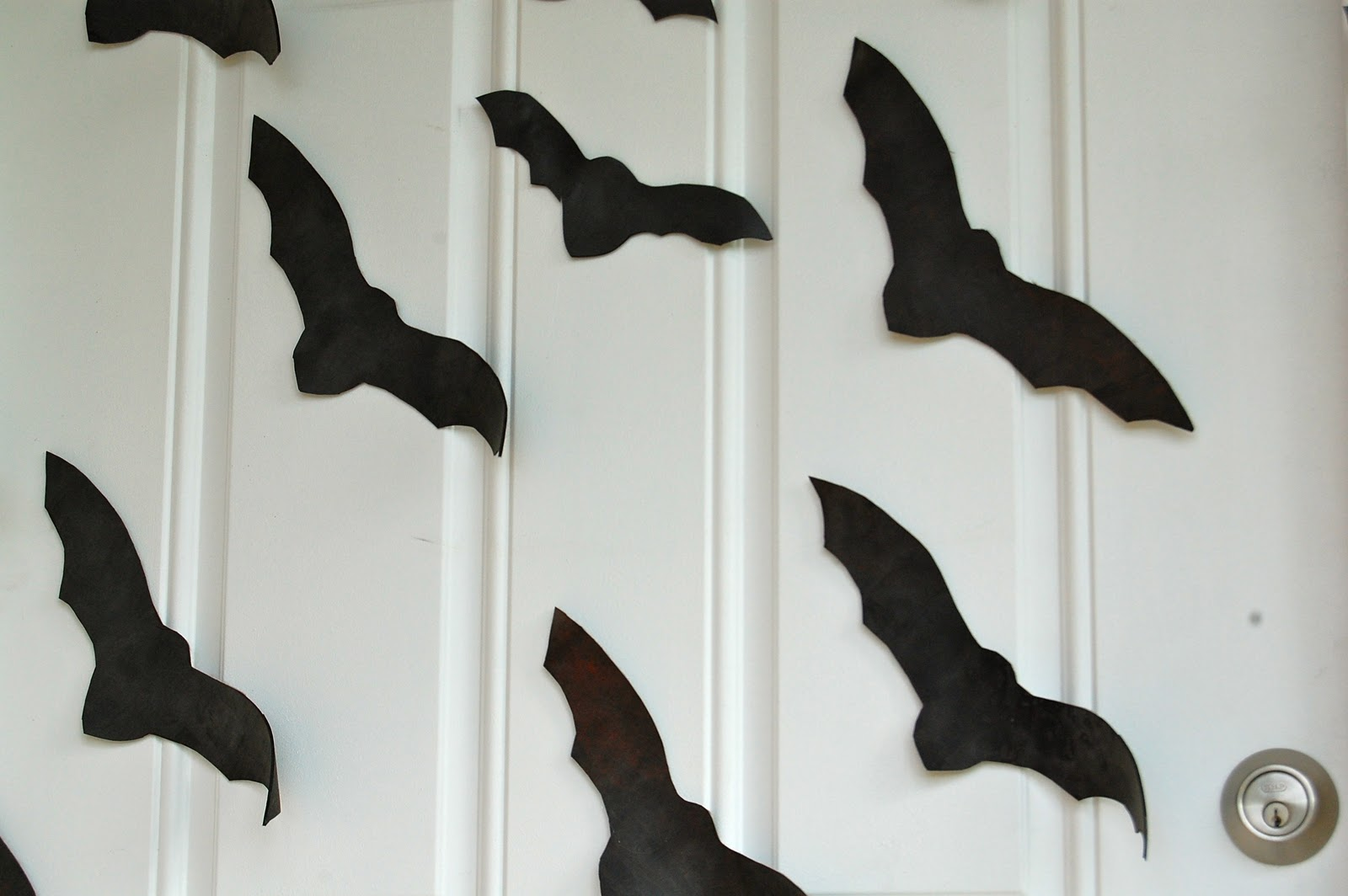 The Polka-Dot Umbrella: Halloween Decorations