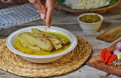 Menu Makanan Khas Hari Raya Idul Fitri