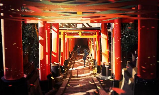 Torii Torii Wallpaper Engine