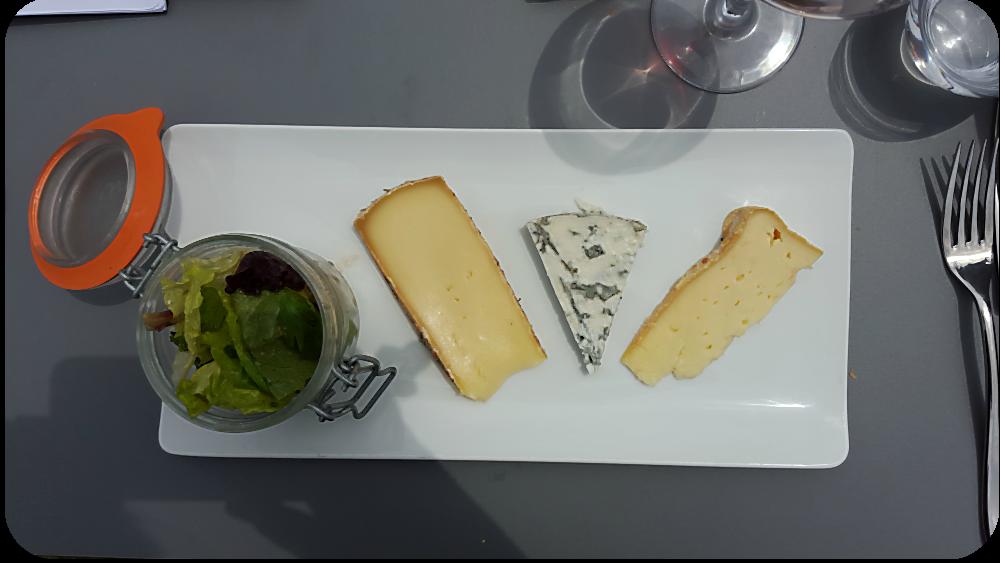 Käsegang im  La Maison du Douanier, Saint-Christoly-Medoc | Arthurs Tochter Kocht von Astrid Paul
