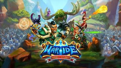 لعبة Wartide Heroes of Atlantis مهكرة للأندرويد - تحميل مباشر
