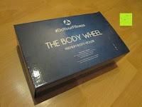 Verpackung: AB-Roller / Bauchtrainer / Bauch Roller »TheBodyWheel« / Ideal für Schulter-, Rücken- und Bauchmuskeltraining / zerlegbar, Farbe grün