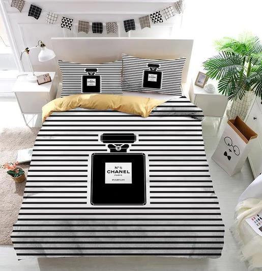 Parure De Lit Chanel Parure De Lit Versace Parure De Lit Louis Vuitton Luxuryamoda Myshopify Com
