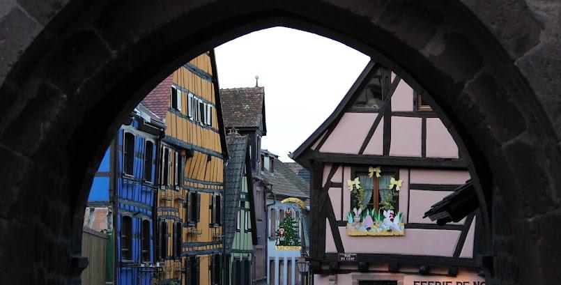 Kolory Alzacji / Les couleurs d'Alsace