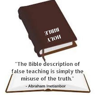 false teachings
