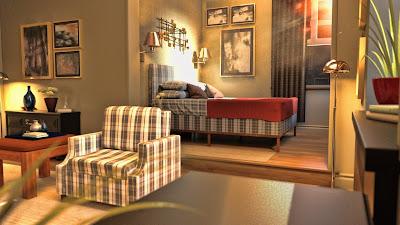 i13 Stylish Apartment