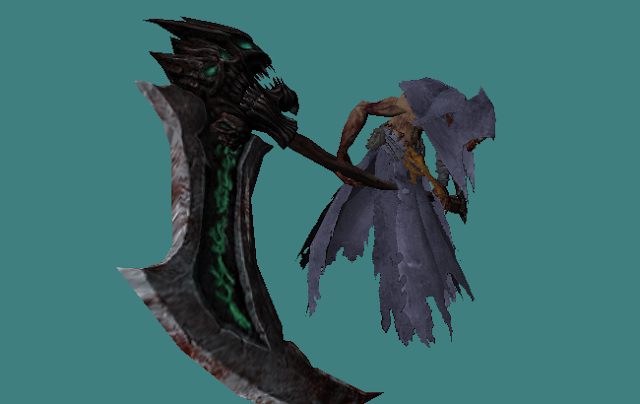 Ghost King player model