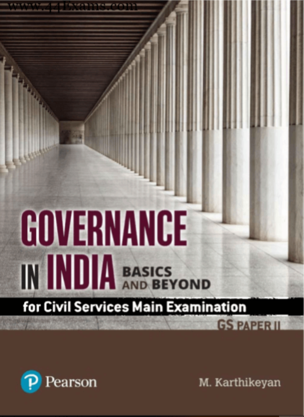 Governance-in-India-by-M.-Karthikeyan-For-UPSC-Exam-PDF-Book
