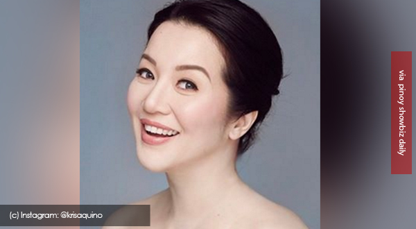 Kris Aquino hints of returning to television