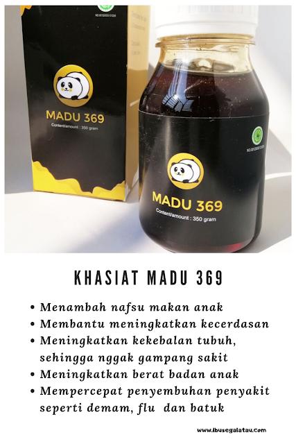 review madu 369