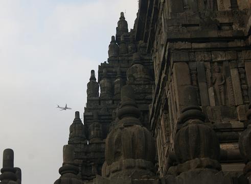 Relief Candi Prambanan