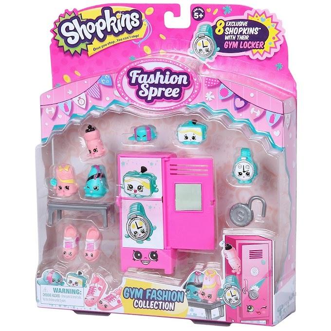 Vì sao đồ chơi Shopkins lại được sưu tập trên toàn thế giới ?