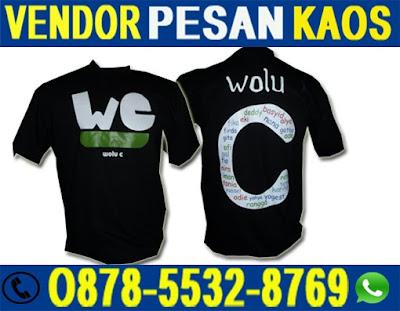 Jasa Buat Kaos Sablon Promosi di Surabaya, Konveksi Buat Kaos Sablon Promosi di Surabaya
