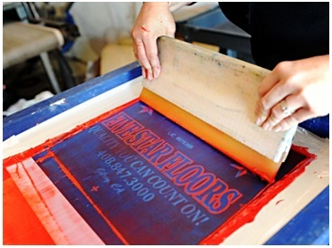 Pengertian Seni Grafis, Teknik Seni Grafis, Contoh Seni Grafis, Cetak tinggi seni grafis, cetak dalam seni grafis, cetak saring seni grafis