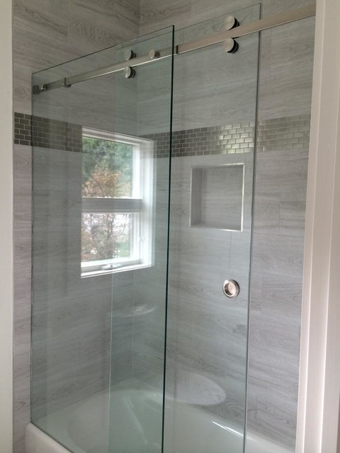 Serenity Sliding Shower