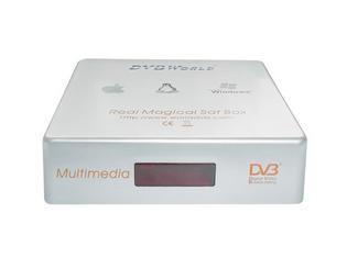 Receiver DVB-S2 HD