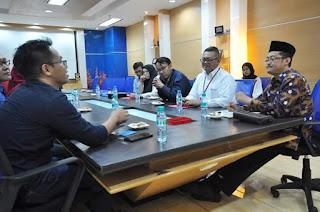 Komisioner KPPU Jawab Isu Persaingan di Jawa Pos