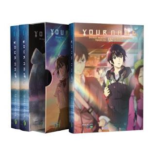 Boxset Your Name - Phiên Bản Manga ebook PDF-EPUB-AWZ3-PRC-MOBI