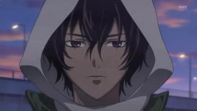 Karakter Anime Pengguna Kekuatan Elemen Air Terkuat Yukihina ( Code: Breaker )