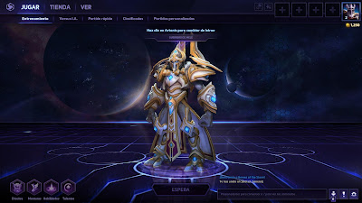 heroes of the storm personaje