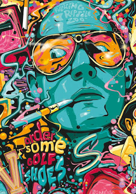Fear And Loathing In Las Vegas - Art