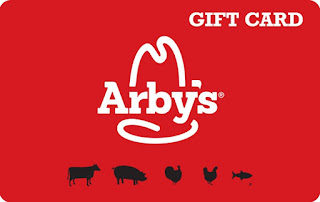 Arby's Gift Card