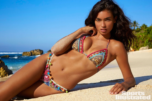 Kelly Gale named Sports Illustrated Swimsuit Issue 2017 rookie