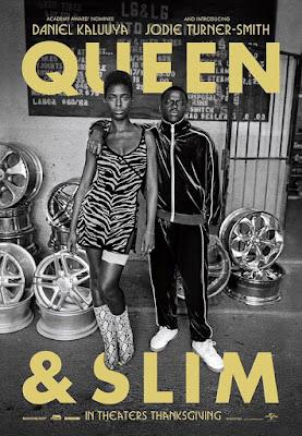 Queen & Slim [2019] [NTSC/DVDR- Custom HD] Ingles, Español Latino