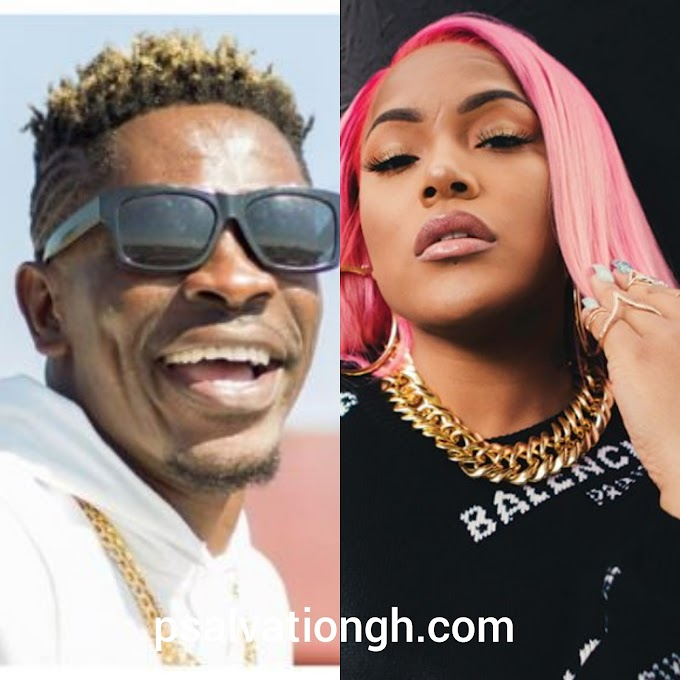 """Shatta Wale Set To Release A New Song With Steflon Don Titled  """"One Time"""""""