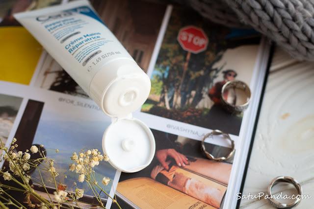 CeraVe Repairing Hand Cream отзыв