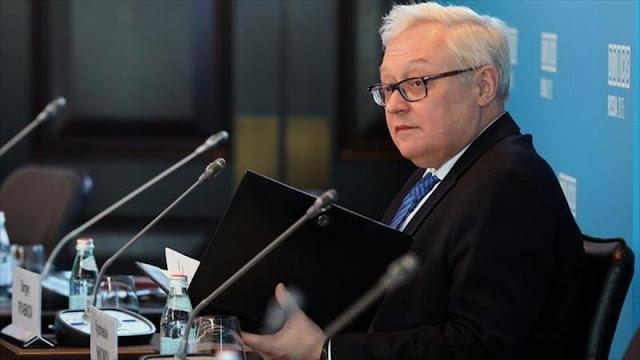 Moscú: EEUU inventa pretextos para imponer más sanciones a Rusia