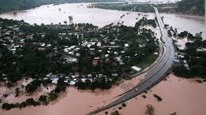 Tragedia en Honduras a consecuencia del huracán