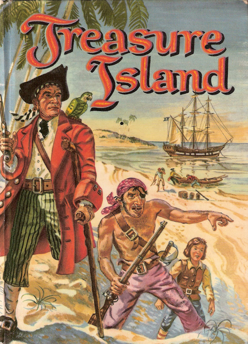 Treasure Island Orson