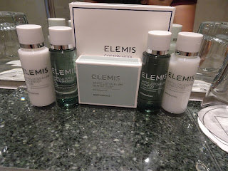 elemis products in cardrona hotel