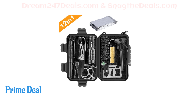 40%Off  Portable emergency rescue kit