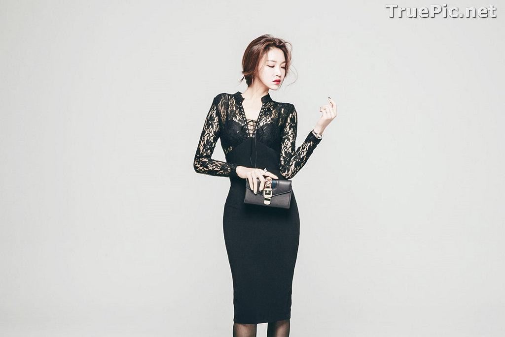 Image Korean Beautiful Model – Park Jung Yoon – Fashion Photography #11 - TruePic.net - Picture-63