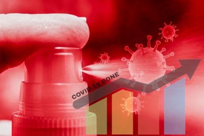Kasus ODP Corona Bone Tambah 24 dalam Sehari, 6 Kecamatan Nol Kasus